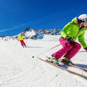 Skiing - Schnalstal - Glacier